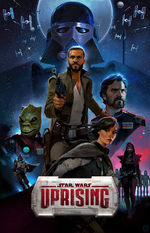 Star Wars Uprising Poster
