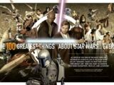 The 100 Greatest Things About Star Wars... Ever!