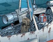Ewing cockpit