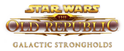 Galactic Strongholds Logo