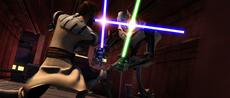 Kenobi vs Grievous Malevolence