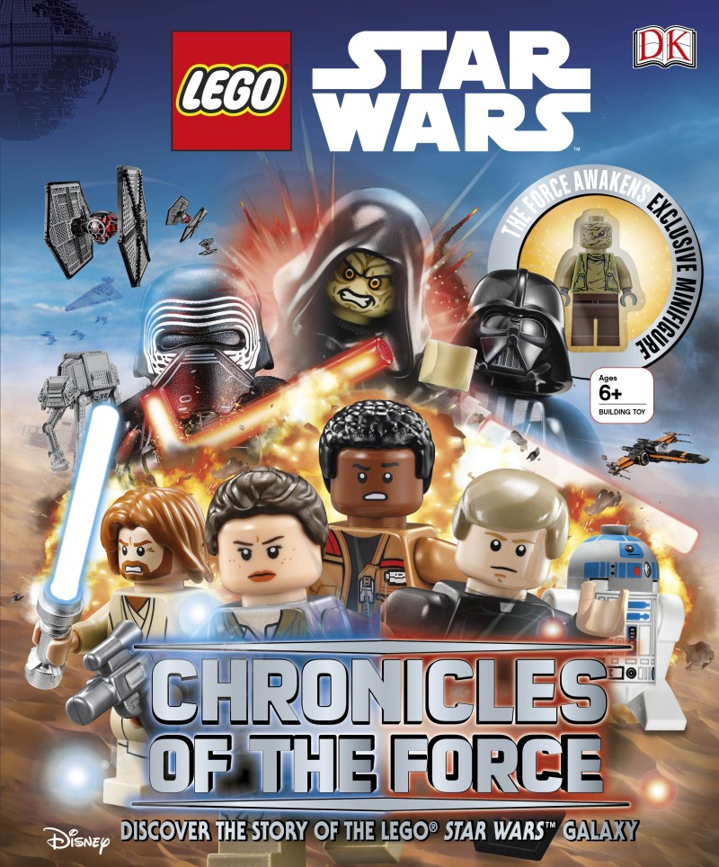 LEGO Star Wars: Chronicles of the Force | Wookieepedia | FANDOM ...