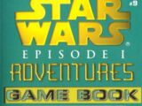 Episode I Adventures Game Book 9: Rescue in the Core