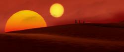 Dune Sea trek TCW