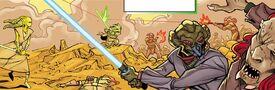 Jedi Zygerrian conflict