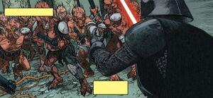 Vader VS Rakghouls