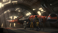 Rebels see Blade Wing