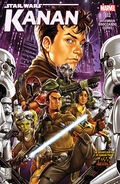 Star Wars Kanan 12 final cover