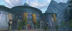 Tempio Jedi di Tython