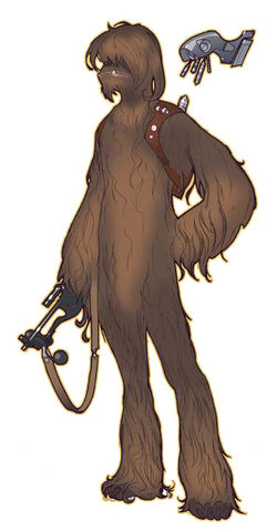 Wookiee a
