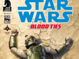 Blood Ties: Boba Fett is Dead 1