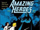 Amazing Heroes 13