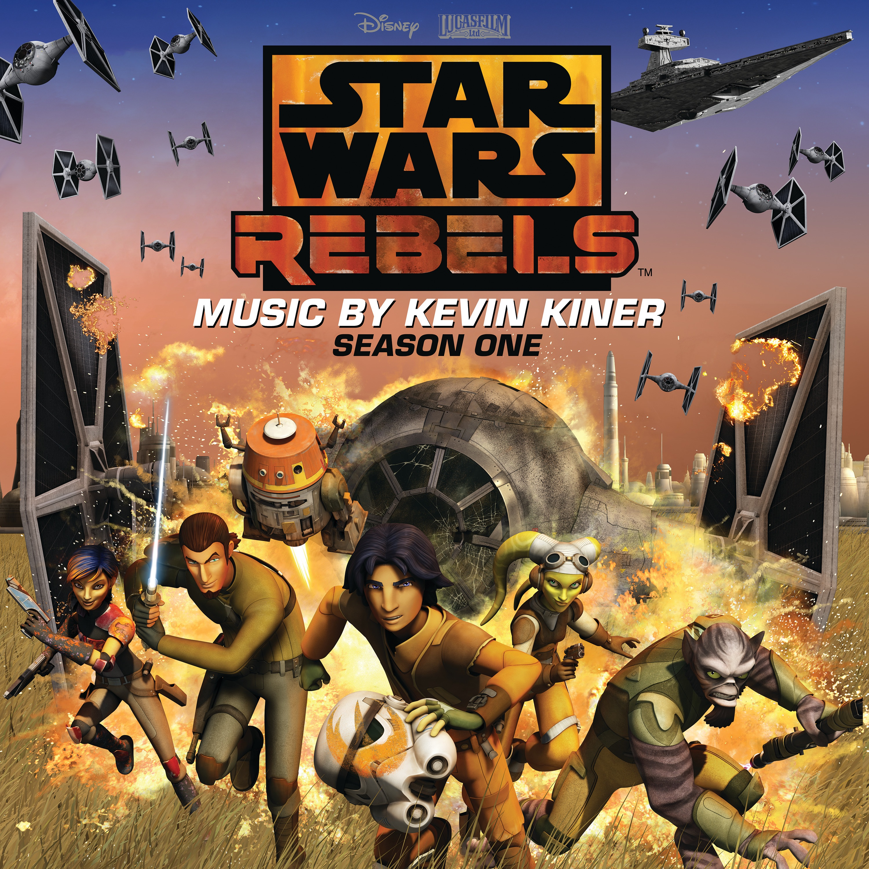 Star Wars Rebels: Season One (Original Soundtrack