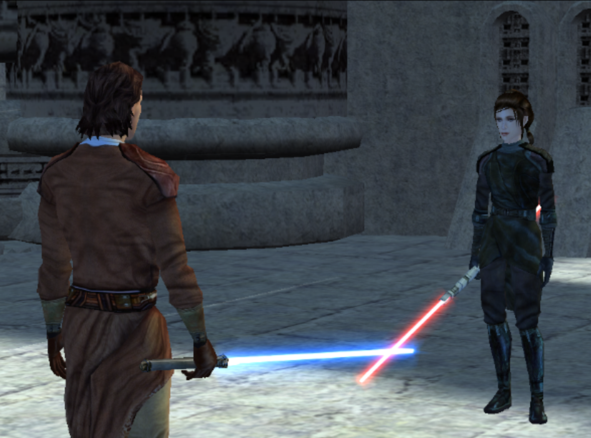 Duel on the Temple of the Ancients | Wookieepedia | FANDOM powered