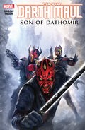 Son of Dathomir Marvel TPB