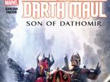 Star Wars: Darth Maul — Son of Dathomir (TPB)