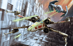 X-Wing Second Edition cover art