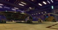 Hangar IS-64