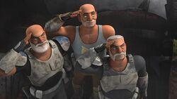 Lost Commanders