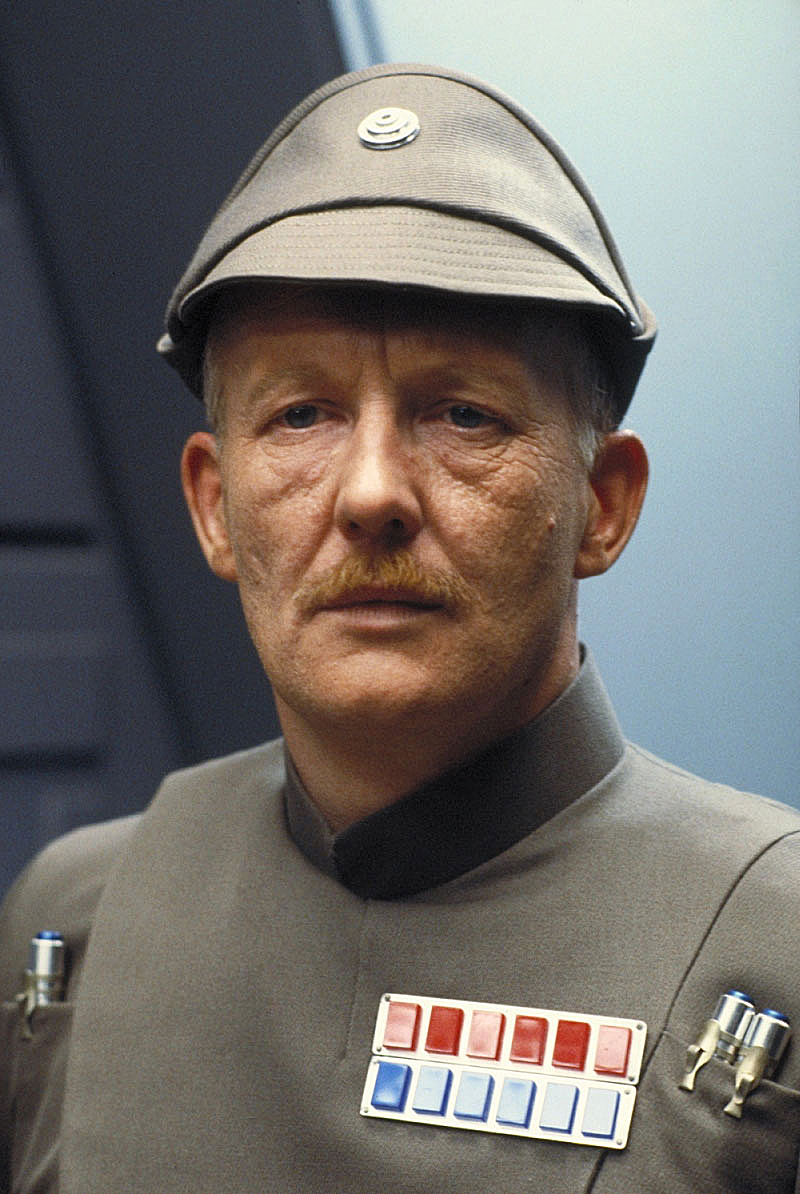Michael Sheard star wars