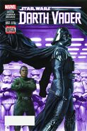 Star Wars Darth Vader Vol 1 2 4th Printing Variant