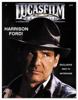 The Lucasfilm Fan Club Magazine 7 (p)