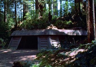 Endor Shield Generator Bunker Wookieepedia Fandom