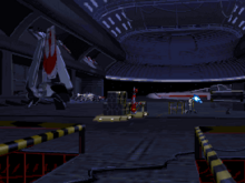 Independence-Hangar