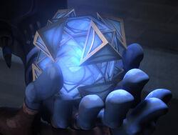Kyber Memory Crystal