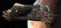 XS freighter Haynes