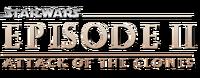 《星球大战2:克隆人进攻》LOGO2