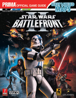 Battlefront II - Prima Official Game Guide