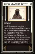 Batuu Villager Outfit - Datapad