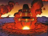 Plasma-Jet Mole Miner