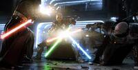 773px-Jedi Master versus two Sith