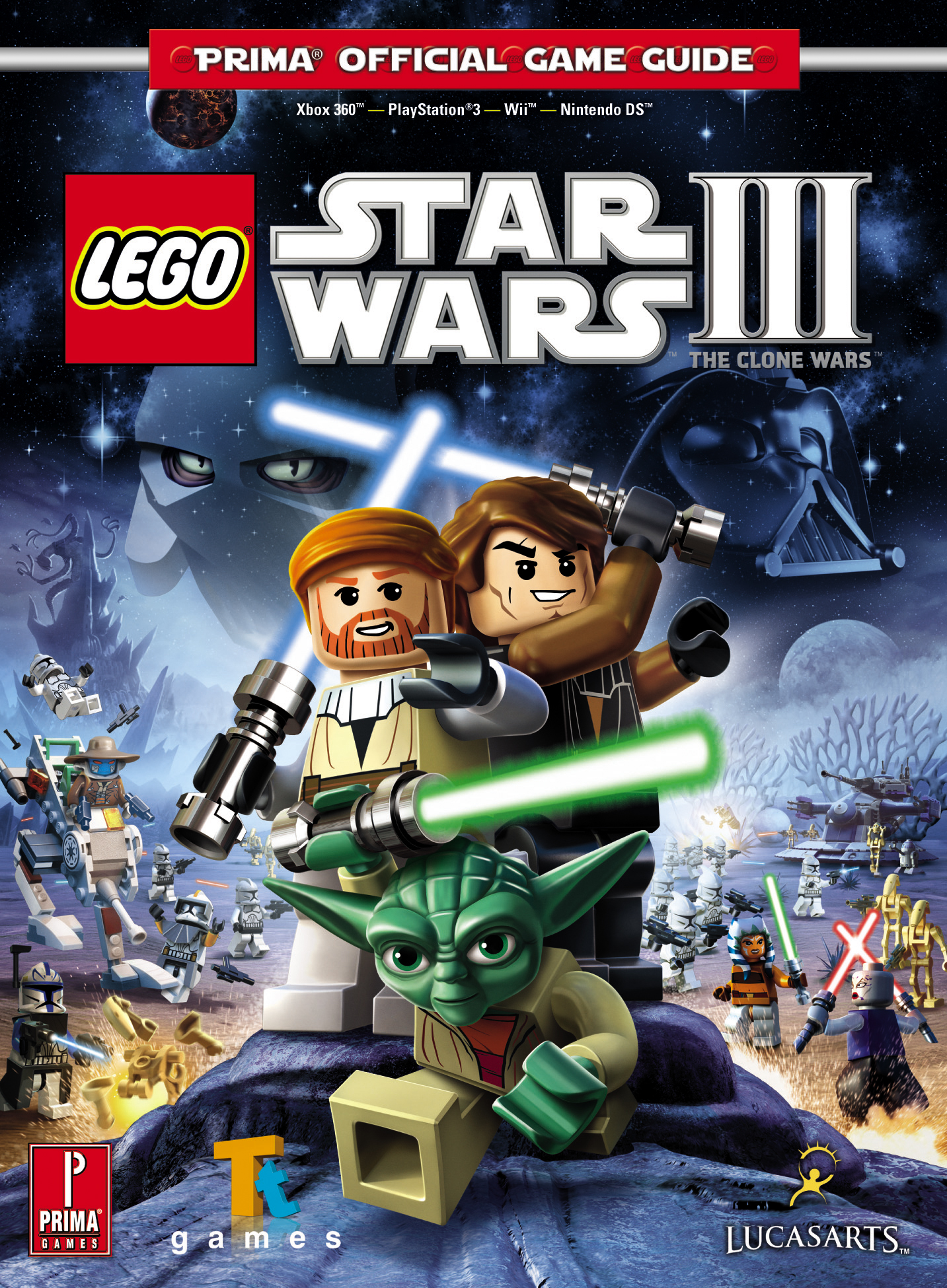 Lego star wars iii the clone wars prima official game guide wookieepedia fandom powered by - Croiseur interstellaire star wars lego ...