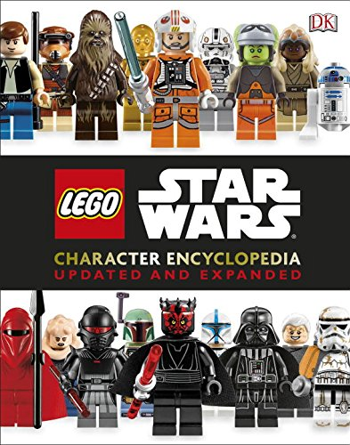 LEGO Star Wars Character Encyclopedia: Updated and Expanded ...
