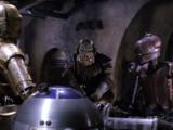Supervisor droid