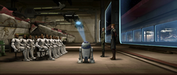 Shadow Squadron briefing