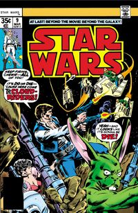 Star Wars 9 - Showdown on a Wasteland World