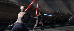 Ventress Push ARCT