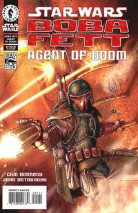 Boba Fett - Agent of Doom