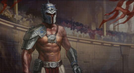 Great War Mandalore gladiator