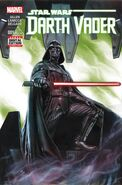 Star Wars Darth Vader Vol 1 1 3rd Printing Variant