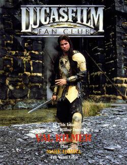 The Lucasfilm Fan Club Magazine 3 (p)