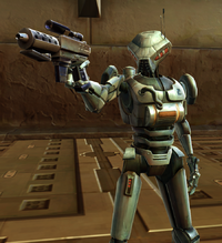 XR-32 Hunter Droid