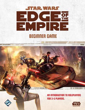 Star Wars Edge Of The Empire Beginner Game Wookieepedia Fandom