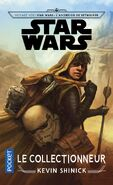 Force Collector French paperback
