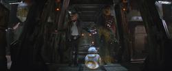Han and Chewie Eravana