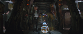 Han and Chewie Eravana